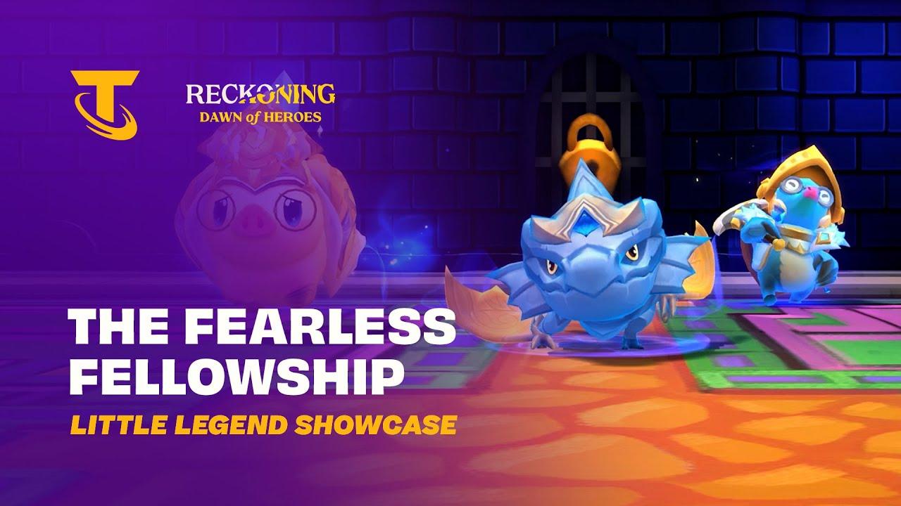 The Fearless Fellowship | Little Legend Showcase - Teamfight Tactics
