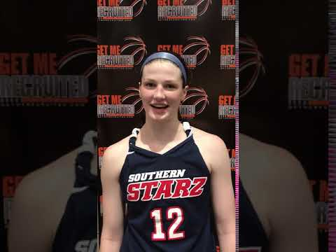Sarah Puckett (Alabama Southern Starz/Muscle Shoals HS/Muscle Shoals, AL) 2021 6'2 SF -