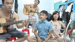 Anh yêu người khác rồi Guitar acoustic cover by Loăn Quăn Band