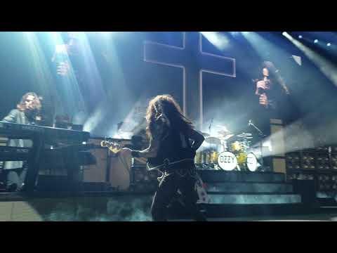 Ozzy Osbourne - Bark at the Moon; DTE Energy Music Theater; Clarkston. MI; 9-19-2018