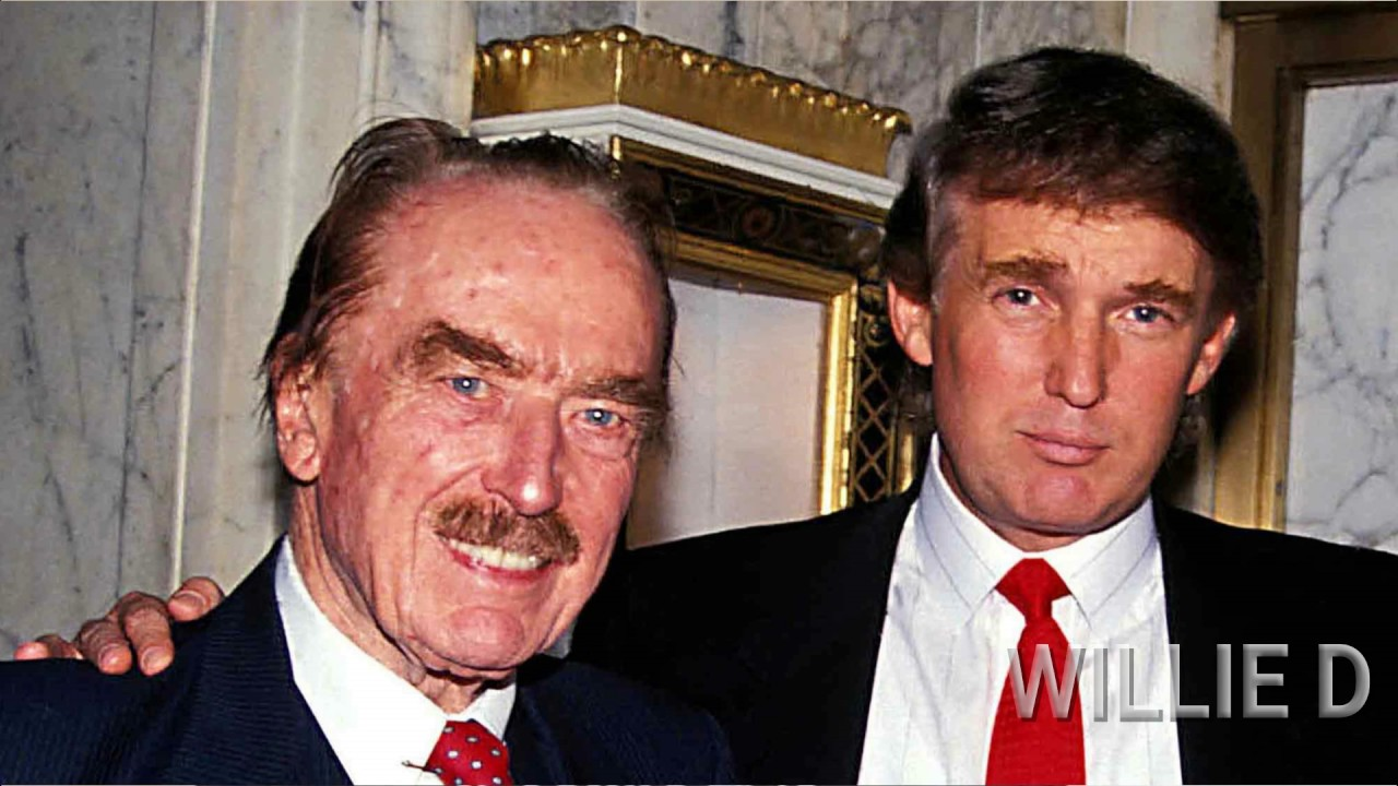 90 years ago today Donald Trump's father was arrested at a KKK rally - YouTube