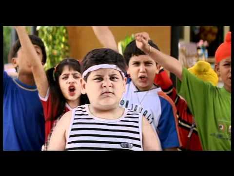Prankster Children - Champion - Sunny Deol - Manisha Koirala - Rahul Dev