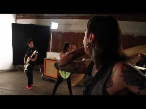 Pierce the Veil - King For A Day (behind the scenes) - Day 2