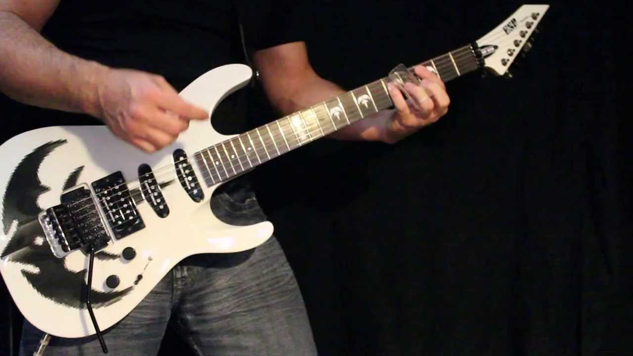 Queensryche - Last Time In Paris Featuring My Custom Built Chris Degarmo Empire Guitar