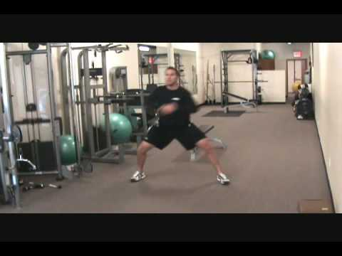 Golf Exercises in Two Minutes