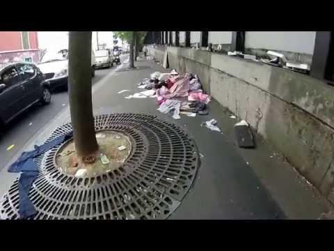 PARIS  TROP SALE  SOUS LES YEUX DES ELUS PARISIENS.