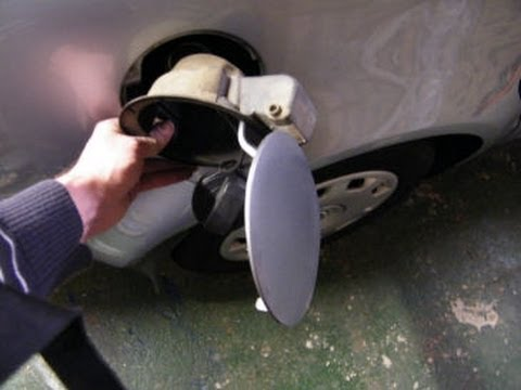 Volkswagen Passat Fuel Flap Change Youtube