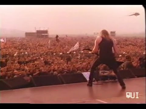 Metallica - Live in Moscow, Russia (28-09-1991) Full Concert