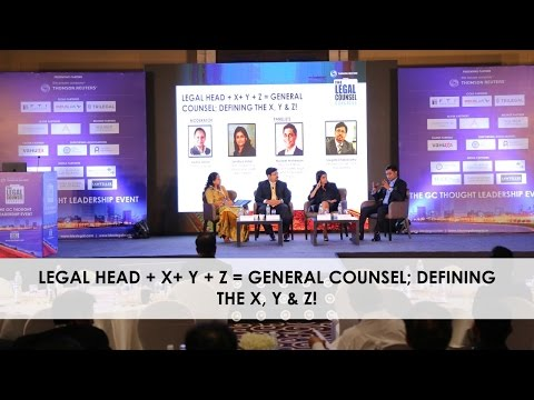 LCC 2017: PANEL DISCUSSION: LEGAL HEAD + X+ Y + Z = GENERAL COUNSEL; DEFINING THE X, Y & Z!