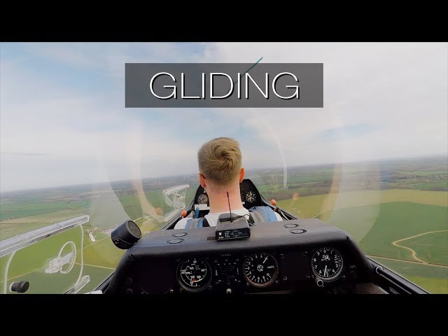 Gliding - In the Zone