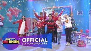 Lớp Học Vui Nhộn 55 | Merry Christmas | Hòa Minzy & Hải Băng | Fullshow