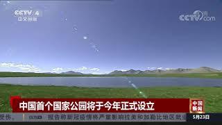 [中国新闻]中国首个国家公园将于今年正式设立  CCTV中文国际