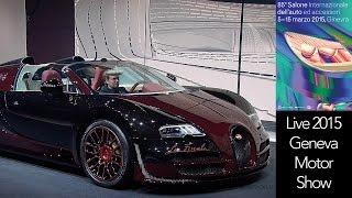 Bugatti 16.4 Grand Sport Vitesse La Finale 2015 Videos