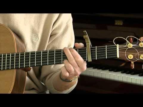 Guitar Tutorial - Will Ye Go Lassie Go - Irish Folk Songs