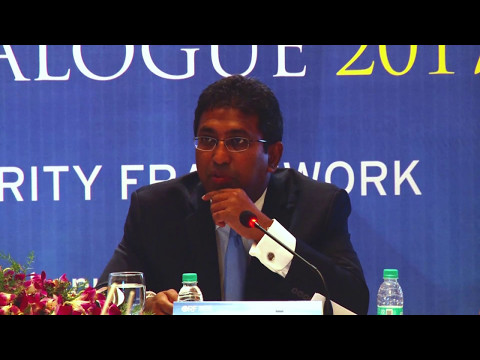 Oceans Dialogue 2017 | Keynote Address by Deputy Foreign Minister of Sri Lanka, Harsha De Silva