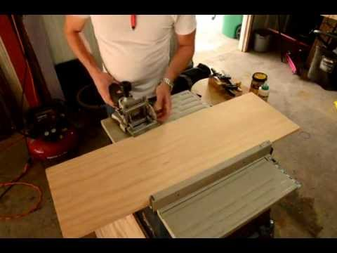 Joining 2 Pieces of Wood Seamlessly - YouTube