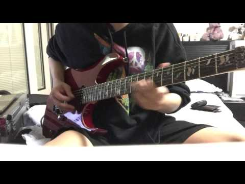 X japan - Forever Love Guitar Solo