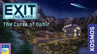 EXIT - The Curse of Ophir: iOS/Android Gameplay Part 1 (by USM)