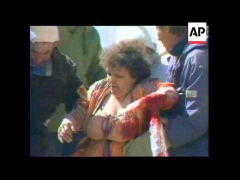 Russia - Rescue Teams Search For 2,000 Quake Victi