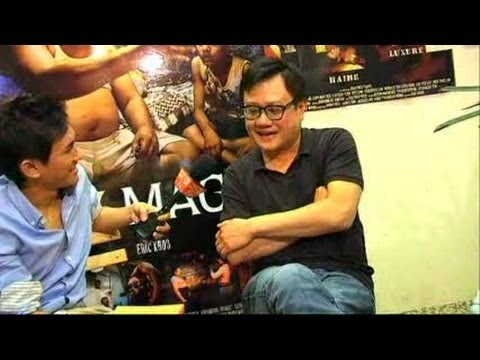 Eric Khoo on his latest movie, My Magic (Pt 2)