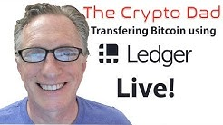 Using Ledger Live with Your Ledger Nano S Part 2: Transferring Coins