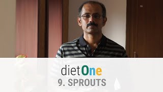 The Life in Your Food - Sprouts | Diet One by Dr Manjunath Sukumaran