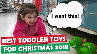 Top Toys For Toddlers Christmas 2018