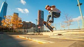 Most Beautiful Skatepark in NYC –Josh Katz