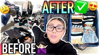 HOW TO: Pack LIKE A PRO for Summer Vacations☀️🌴 makeup, skincare & more!    Roxette Arisa