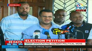 Hassan Omar takes on Wiper leader with no chills