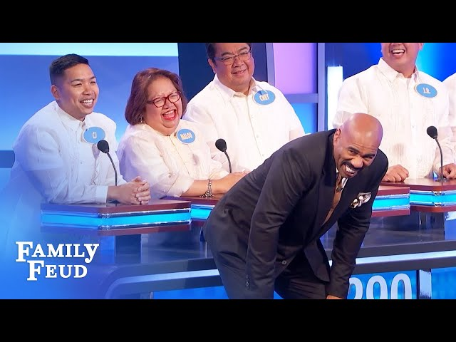 Is this 2020's dumbest Family Feud answer?! | Family Feud