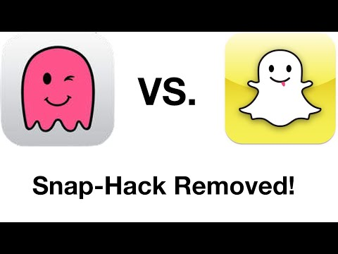 SnapHack Removed - Snapchat Update 2015 - YouTube