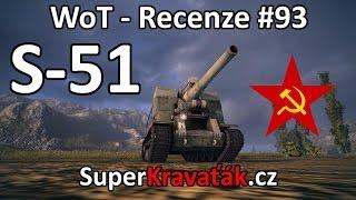 world of tanks cz s 51 recenze 93