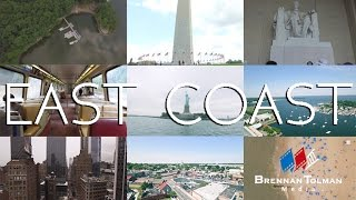 East Coast - Best Sights In Just 2 Minutes