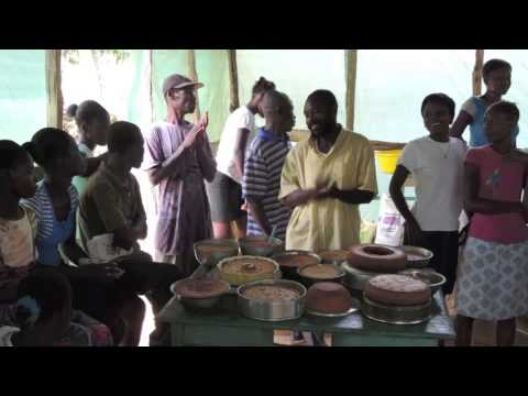 Mothers of Haiti Pastry Workshop - Safe Water Haiti