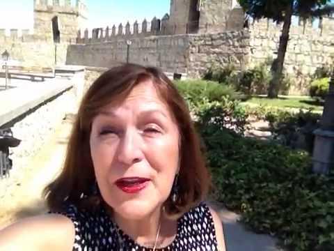 State of Happiness' Kaptain Kathleen Griffin in Avila, Spain #4