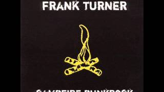 Watch Frank Turner This Town Aint Big Enough For The One Of Me video