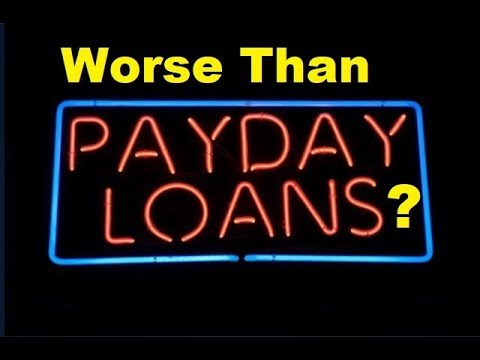 Worse Than Payday Loans For US Consumers? Online Installment Loans Up 10 Fold Since 2014!