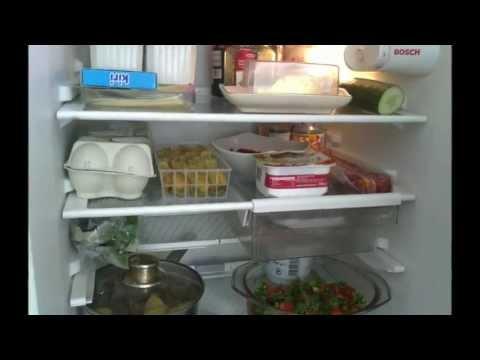 Bosch Kühlschrank Nass : Kühlschrank wasser unter gemüsefach ratgebervideo youtube