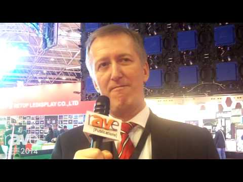 ISE 2014: Colosseo Presents Sophistaced Biometric Entry Device
