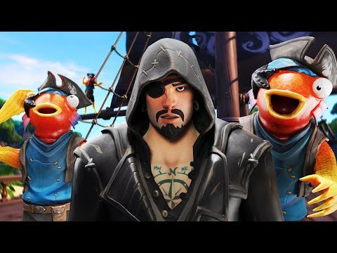 PIRATES AHOY! | A Fortnite Film [Season 8 Cinematic Animation]