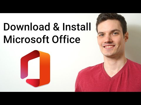 How To Download & Install Microsoft Office