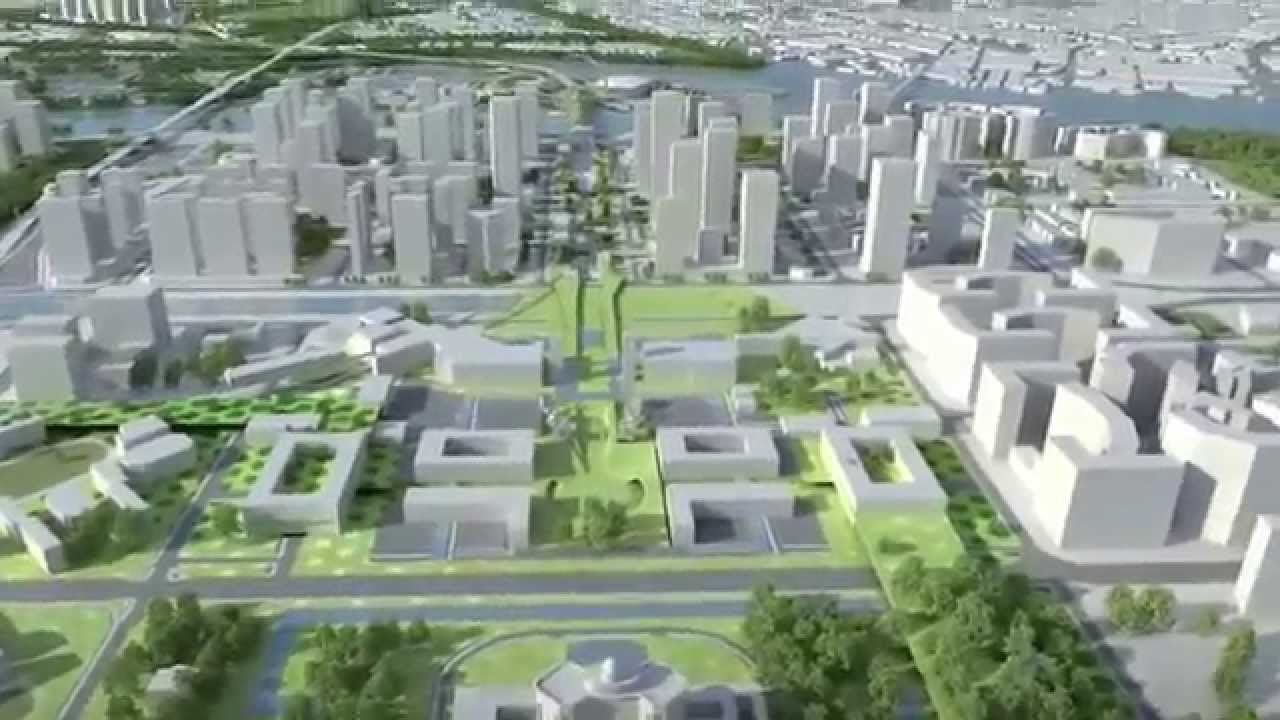 Urban planning animation youtube Urban design vs urban planning