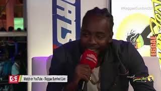 Avante - Reggae Sumfest 2019 Interview