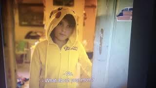 American Honey Meth head Iron Maiden Dead Kennedys I Kill Children Trailer Trash I want candy