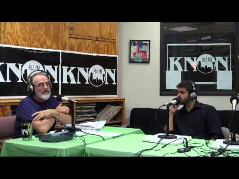 Knon 89.3, Workers Beat  2013.07.13 with Activist Kooper Caraway,  Bonnie Mathias & Gene Lantz