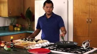 Szechuan Pork and Eggplant