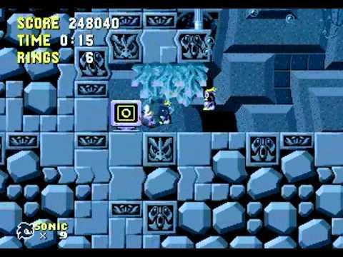Neo Sonic the Hedgehog (Genesis) - Longplay
