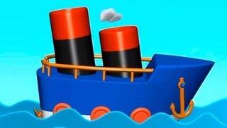 Обзоры мобильных игр - Кораблик - приложение для iPAD