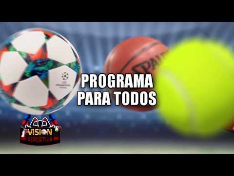 Spot Visión Deportiva - Canal 15 Asunción Tv